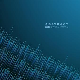 Fond abstrait vitesse de la lumière