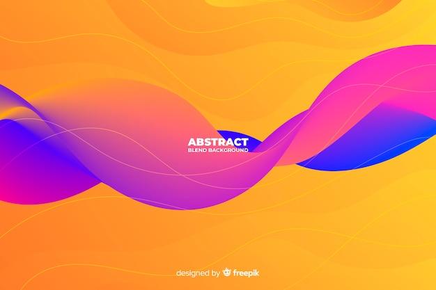 Fond abstrait.