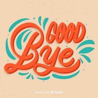 Fond d'adieu