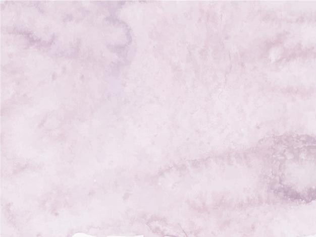 Fond aquarelle abstrait lumineux violet, peinture à la main. éclaboussures de couleur sur le papier