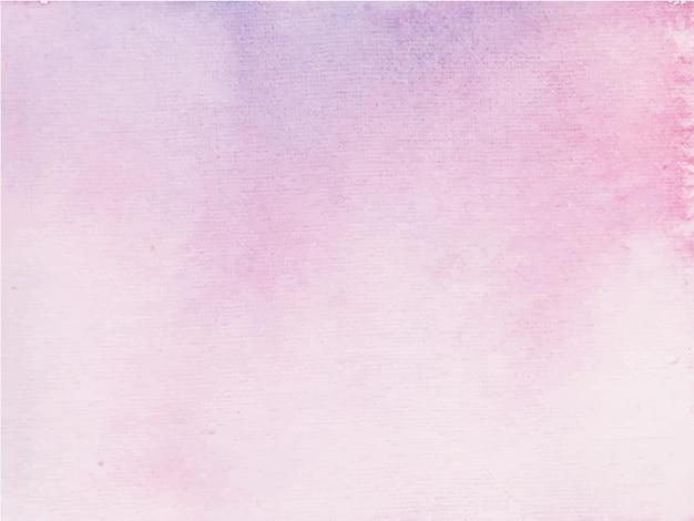 Fond aquarelle abstrait violet