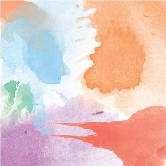 Fond aquarelle abstraite