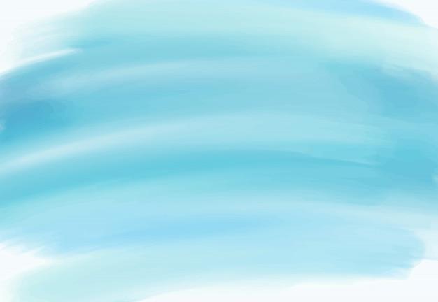 Fond aquarelle bleu