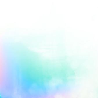 Fond d'aquarelle coloré élégant