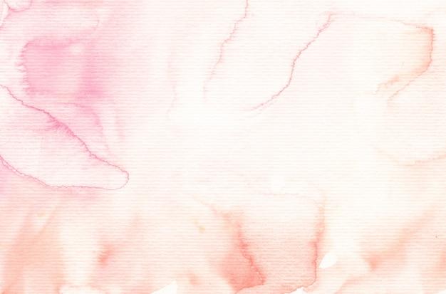 Fond aquarelle avec des couleurs douces