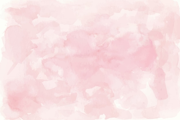 Fond aquarelle rose