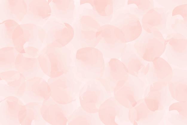 Fond aquarelle rose