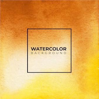 Fond d'aquarelle à toutes fins. abstrait aquarelle orange.