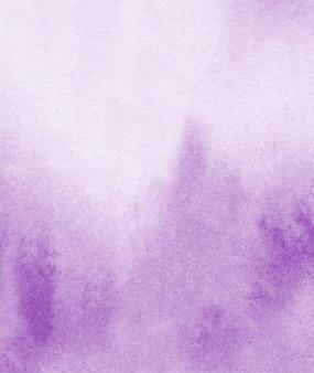 Fond aquarelle violet et fond de texture abstraite