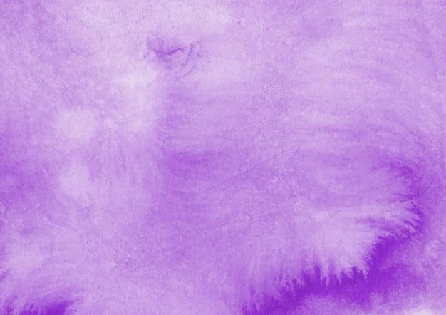Fond aquarelle violet et fond de texture