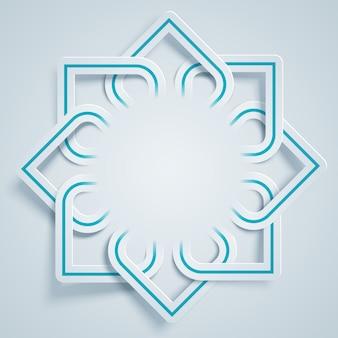 Fond arabe