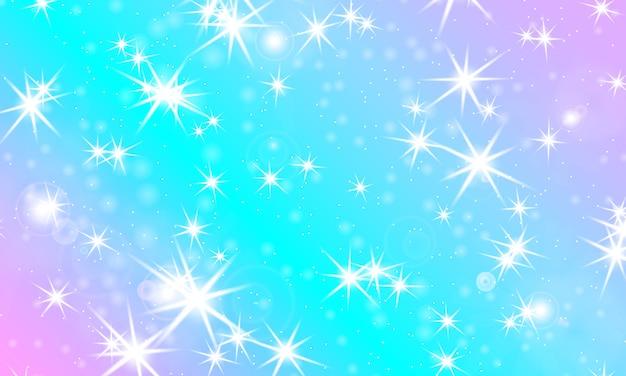 Fond arc-en-ciel de licorne. motif coloré. .