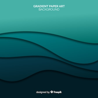 Fond d'art papier dégradé
