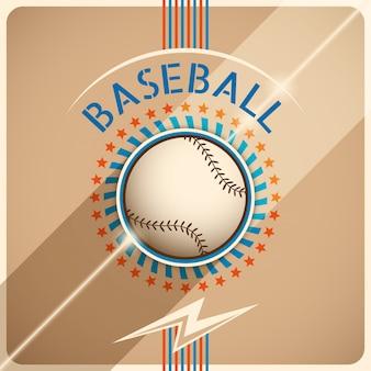 Fond de baseball