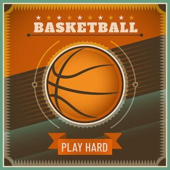 Fond de basket
