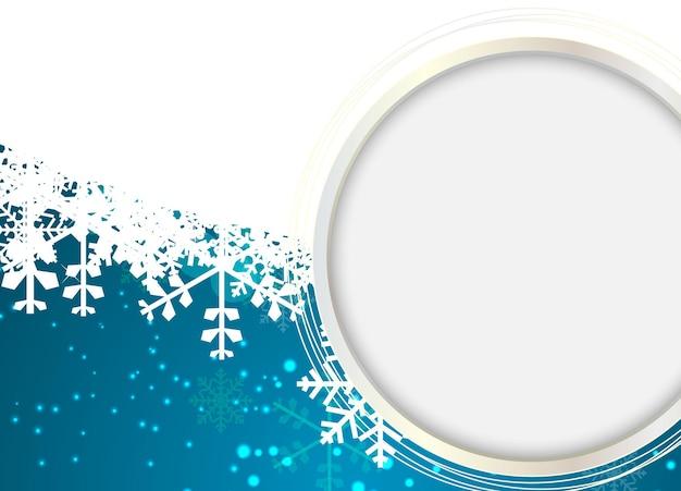 Fond de beauté abstrait noël et nouvel an. illustration vectorielle.