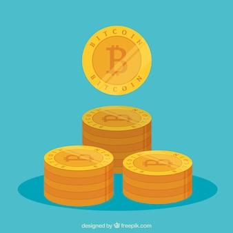 Fond de bitcoin