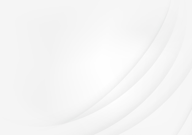 Fond blanc abstrait