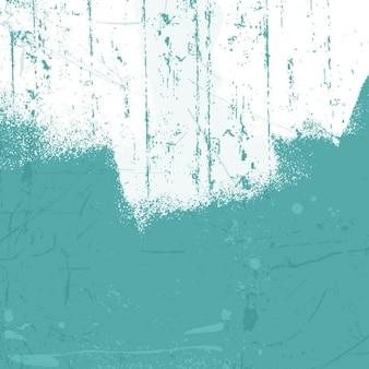 Fond blanc et bleu grunge