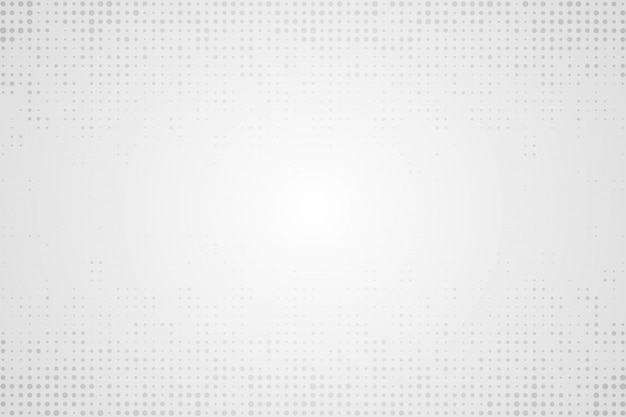 Fond blanc en demi-teinte