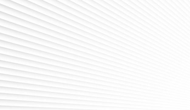 Fond blanc géométrique