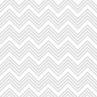 Fond blanc de la structure des triangles