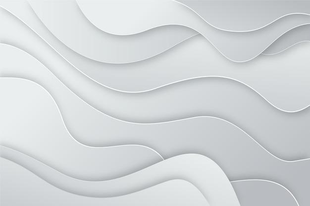 Fond blanc de style papier