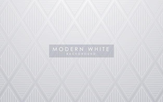 Fond blanc texture abstraite moderne