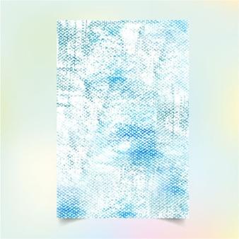 Fond bleu aquarelle