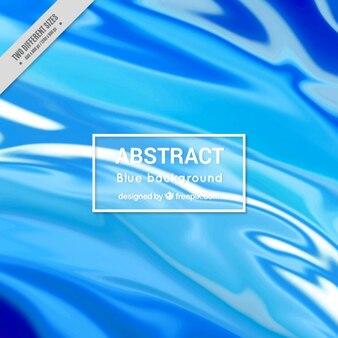 Fond bleu dans le style abstrait