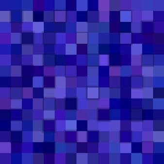 Fond bleu mosaïque