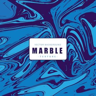 Fond bleu texture marbre