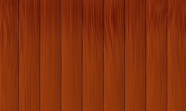 Fond de bois texture vecteur