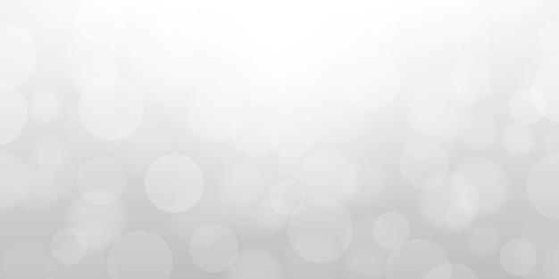 Fond de bokeh flou clair. illustration vectorielle.