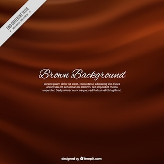 Fond brun