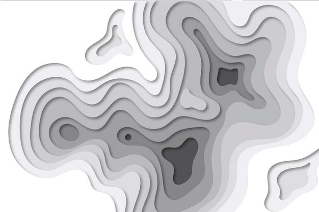 Fond de carte topographique
