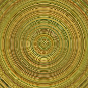 Fond de cercle dégradé abstrait multicolore