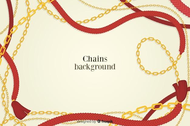 Fond de chaines