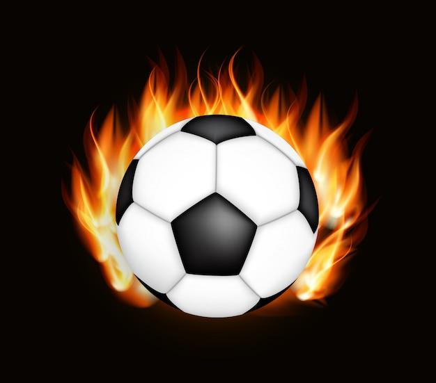 Fond de championnat de football