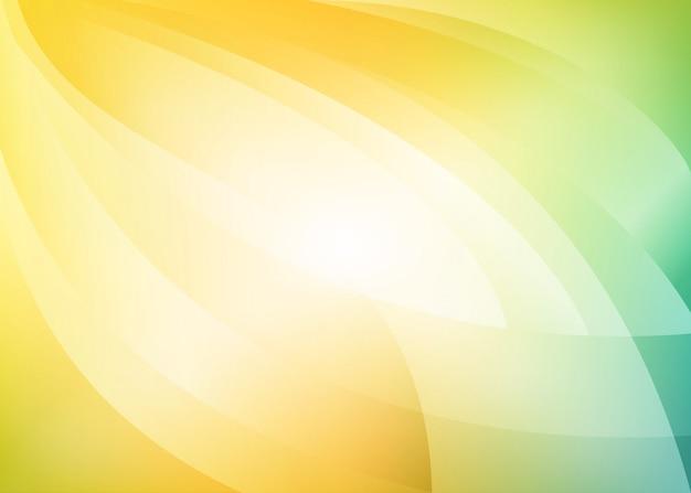 Fond clair jaune-vert