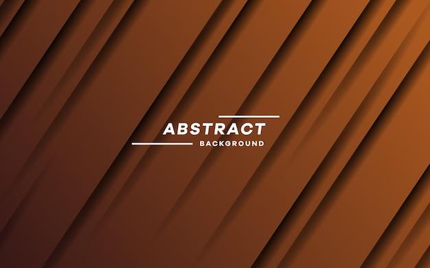 Fond clair marron abstrait moderne avec effet de rayures.