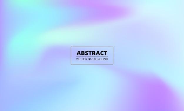 Fond coloré dégradé pastel. abstrait aquarelle peint à la main. texture minimaliste créative holographique.