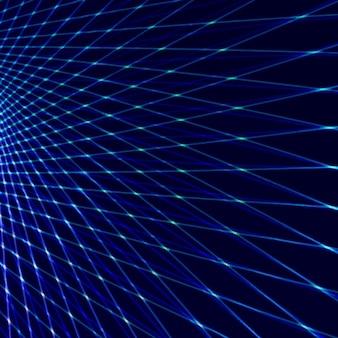 Fond coloré fractal
