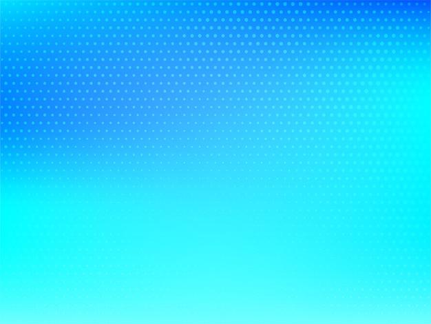 Fond de commerce de demi-teintes bleu brillant