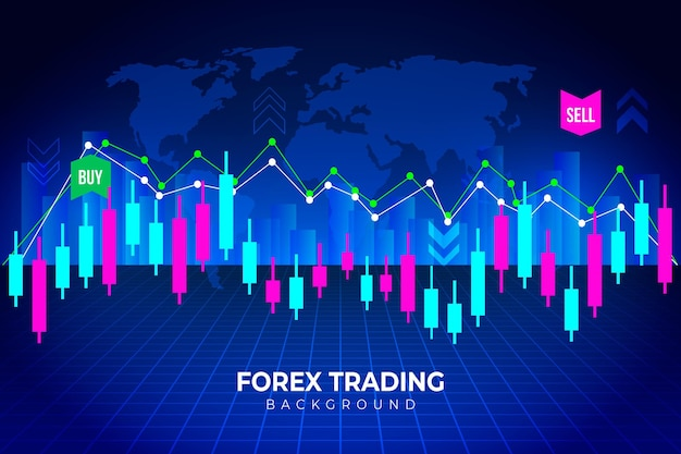 Fond de commerce de forex