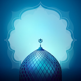 Fond de conception islamique