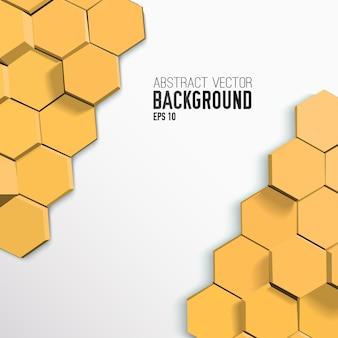 Fond de conception de mosaïque géométrique abstraite