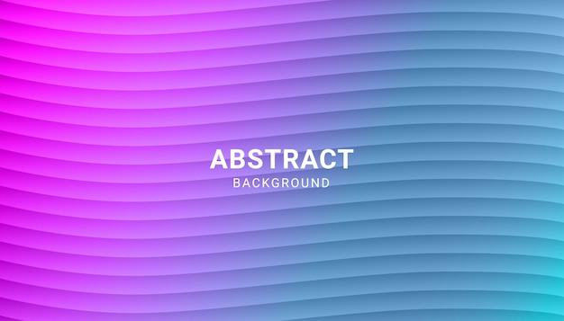 Fond de couche dégradé coloré abstrait moderne minimal