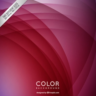 Fond de couleur dans le style abstrait