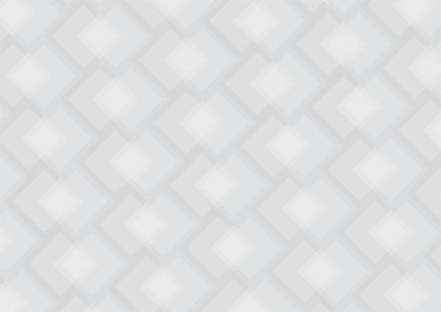 Fond de couleur dégradé blanc et gris géométrique translucide abstraite.